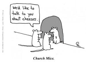 Cheesy Joke?