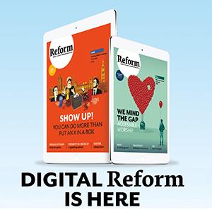 Reform Advert
