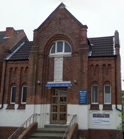 A sister church in the 'Cadbury Pastorate'